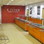 School Kitchen Refit