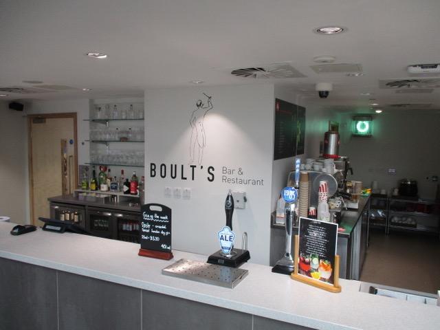 BOULT'S